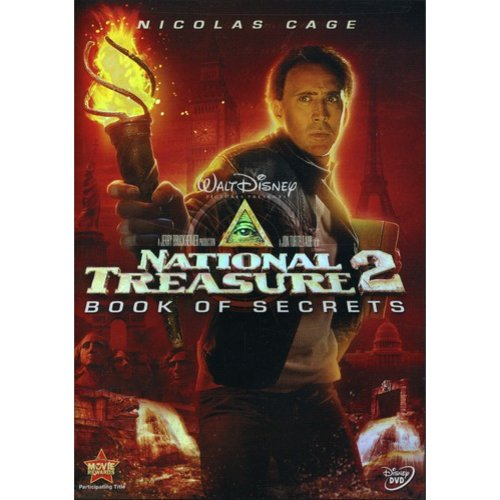 National Treasure 2: Book Of Secrets (Widescreen)