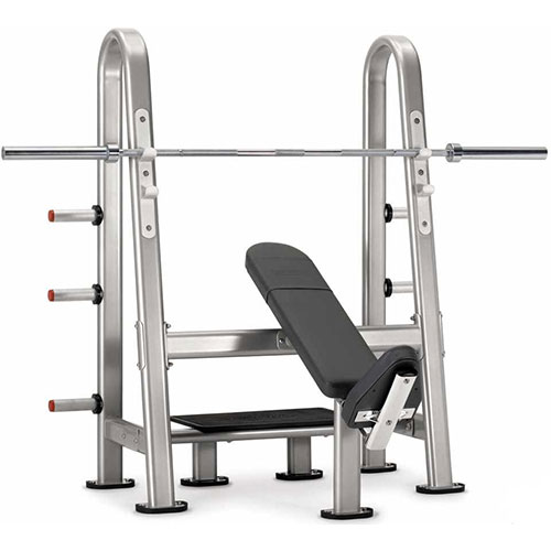 Star Trac Instinct Olympic Incline Bench