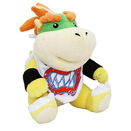 "Latim Plush- 7"" Bowser Jr. Soft Stuffed Plush Toy - image 1 of 1"