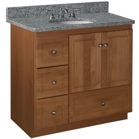 Strasser Woodenworks Simplicity 36 39 39 Vanity Base