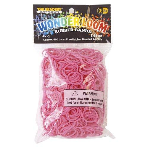 Wonderloom® Rubber Bands 600 ct Bag