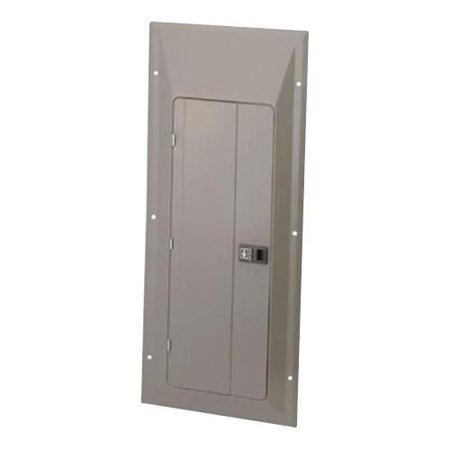 Main Lug Load - Eaton CH8NLEF Combo Combination Load Center Cover For Main Lug Only/Convertible Plug-On Neutral Loadcenters