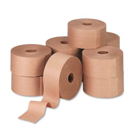General Supply Reinforced Kraft Sealing Tape, 3