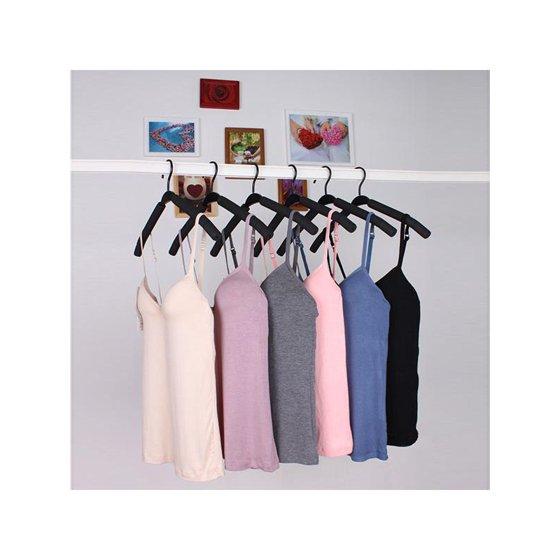 baa6e82c1e1766 VICOODA - VICOODA Women s Cami Camisole Built-In Bra Ladies ...