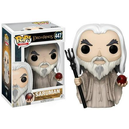 Funko Pop! Movies Lord of the Rings Saruman