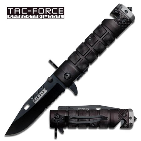 Tac Force Spring Assisted Knife