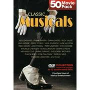 MILL CREEK 7016 Musical Classics 50 Movie Pack by VENTURA MARKETING