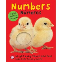 Numbers Numeros (Board Book)