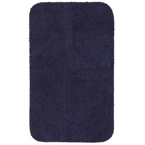 Mainstays Basic Bath Rug, Solid by Mohawk Home