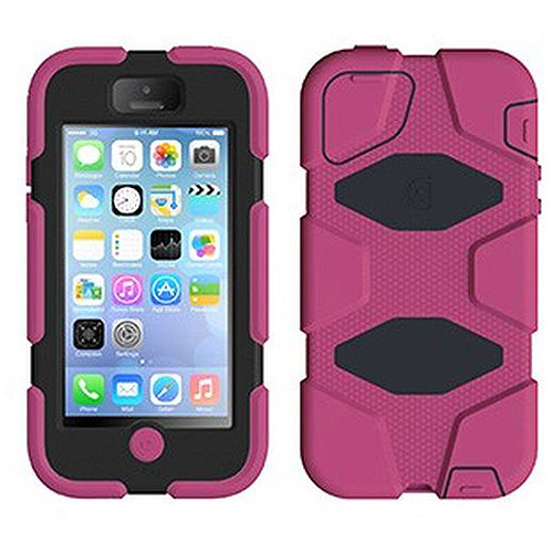 Griffin Griffin Survivor Heavy-Duty All-Terrain Case for iPhone 5c, Military-Duty Case