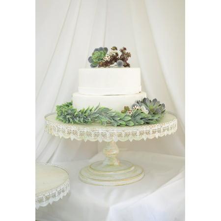 Inch Diameter Cake Stand