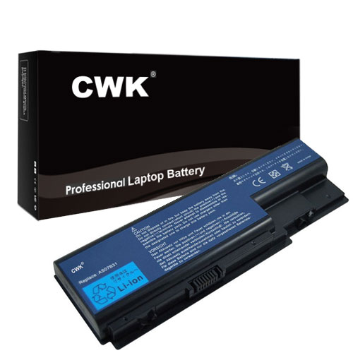 CWK; New Replacement Laptop Notebook Battery for Acer Asp...