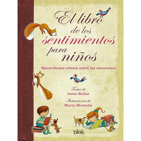 El libro de los sentimientos para niños  /  The Book of Feelings for Children - Bordes Para Word De Halloween
