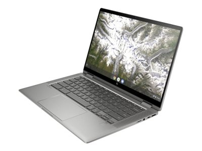 HP Chromebook x360 14c-ca0053dx - Flip design - Core i3 10110U / 2.1 GHz - Chrome OS - 8 GB RAM
