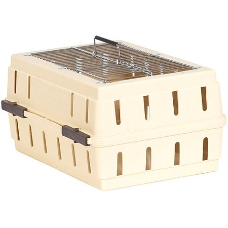 Petmate Cabin Kennel Wire Top - Walmart.com