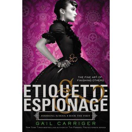 Etiquette Sign - Etiquette & Espionage