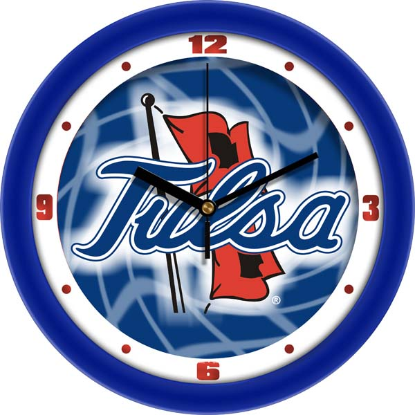 Tulsa Dimension Wall Clock