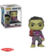 """Funko POP! Marvel: Avengers Endgame - 6"""" Hulk w/ Gauntlet"""