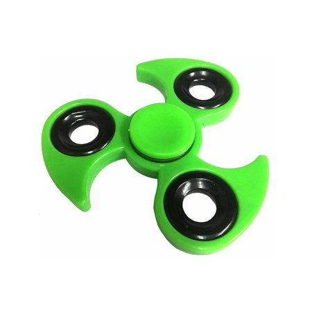 Speedo Wave (Fidget Spinner High Speed Green Ninja Swipe Wave Relief Toy)
