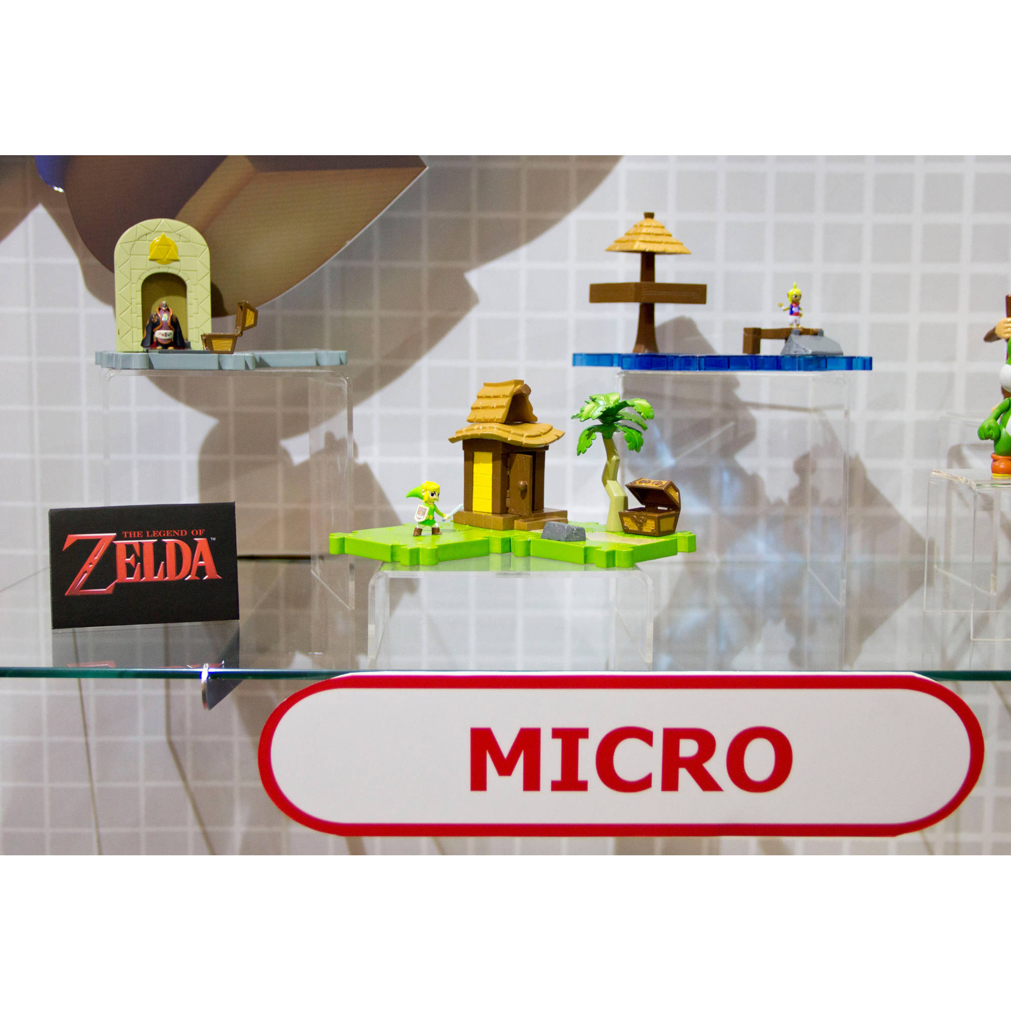 Micro Figure 3-Pack, Tetra Water/Ocean theme