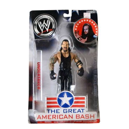 WWE Wrestling The Great American Bash Undertaker Action