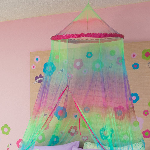 Three Cheers For Girls! Tie Dye Canopy