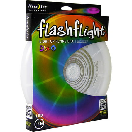 Nite Ize Flashlight Light Up Flying Disc