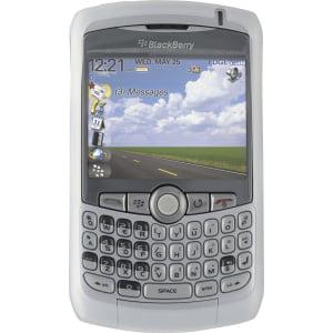 BlackBerry Skin Case for Blackberry Curve (White)