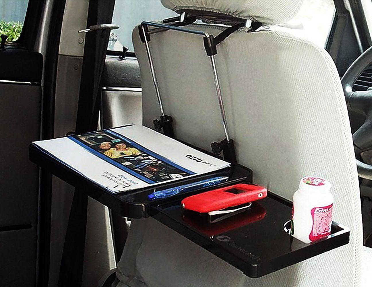 Zone Tech Multi Functional Portable Car Seat Tray