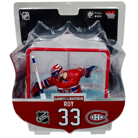 """Patrick Roy (Montreal Canadiens) Goalie with Net 6"""" Figure ONLY 2350"""