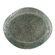 Entrada Oval Decorative Plate