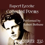 Rupert Brooke Collected Poems - Audiobook