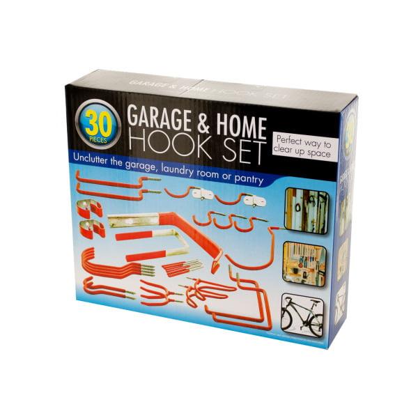 Assorted Garage &Amp; Home Hook Set (Pack Of 1)