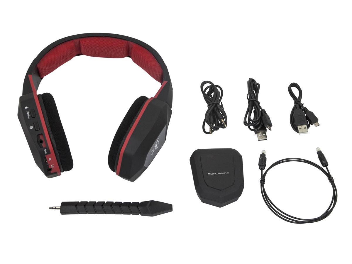 Wireless Gaming Headset for Xbox One, Playstation 4, and PC