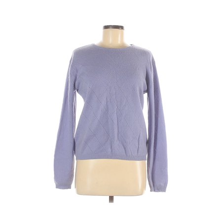 Pre-Owned Lord & Taylor Women's Size M Cashmere Pullover Sweater