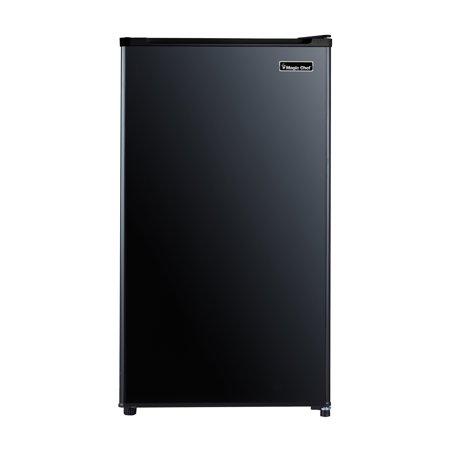 Magic Chef 3.2 cu ft Compact All Refrigerator, Black