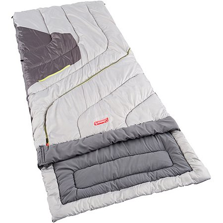 Coleman Adjust Comfort Sleepng Bag Bigtall