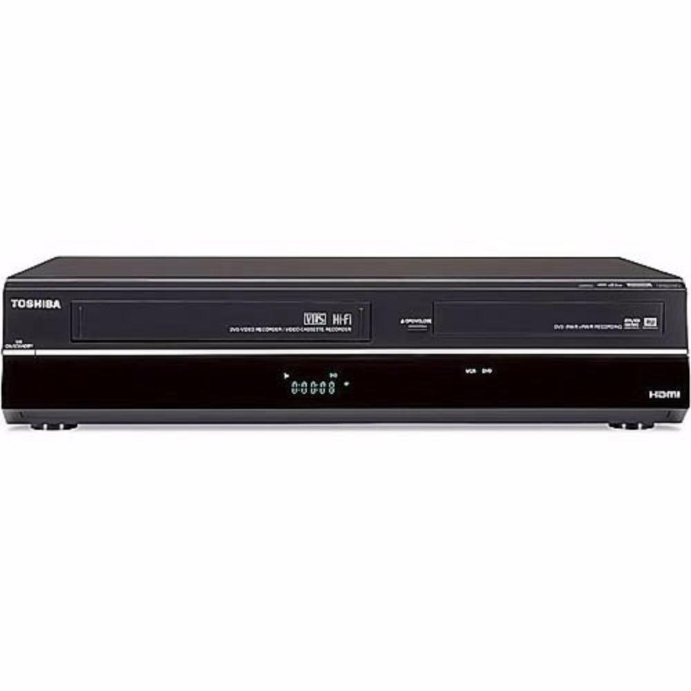 Toshiba DVR620 DVD/VCR Recorder
