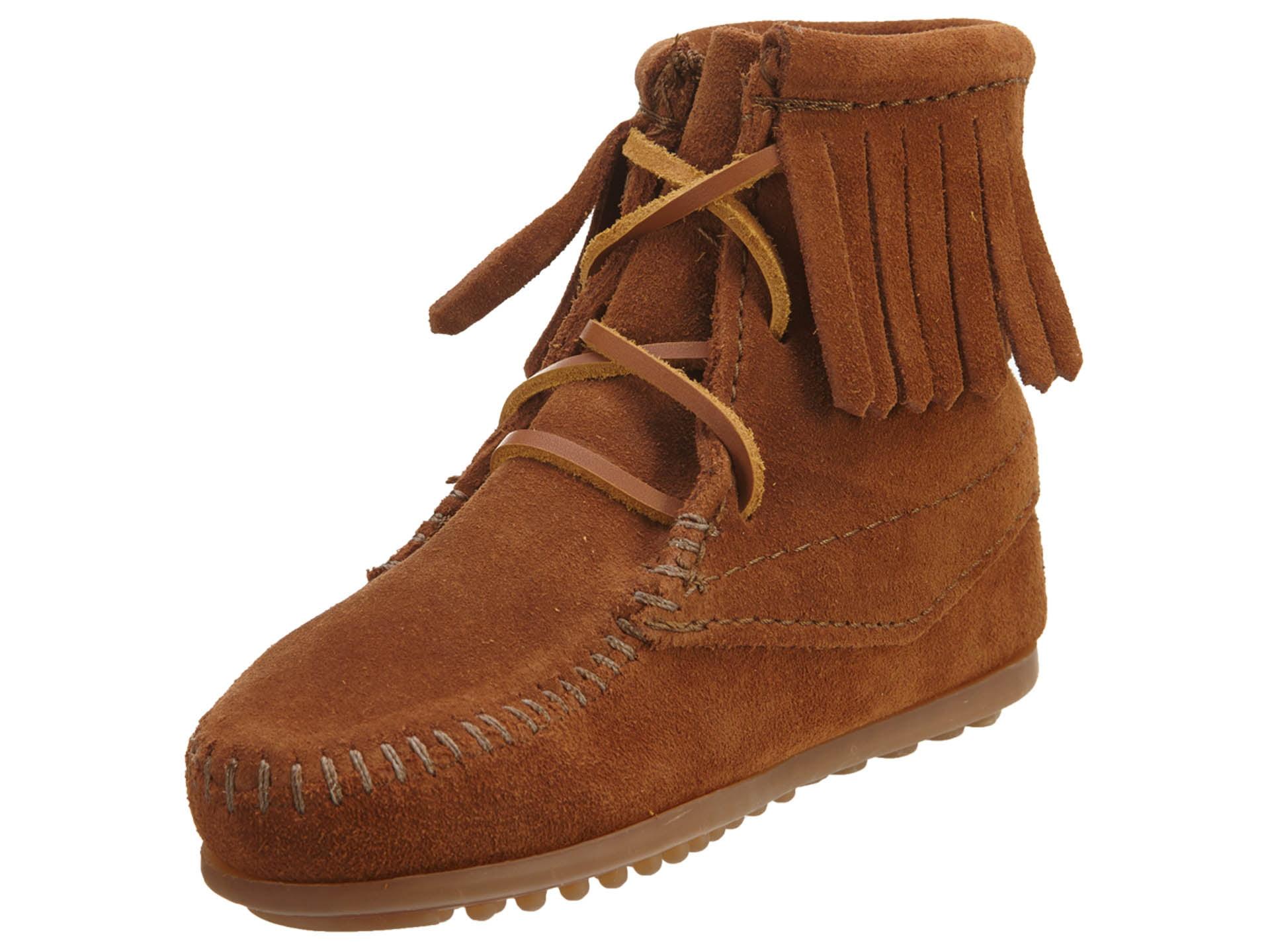 Minnetonka Tramper Boot Little Kids Style : 2422 by