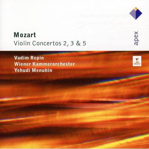 Violin Concertos 2 & 3 & 5