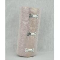 """MooreBrand Double Length Latex-Free Elastic Bandage 6"""" x 10 yds.-1 Each"""