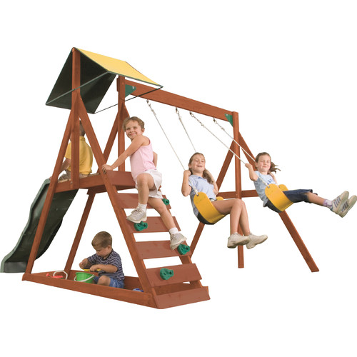 Big Backyard Sunview Swing Set