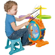 Little Virtuoso Slammin Jammin Drum Set
