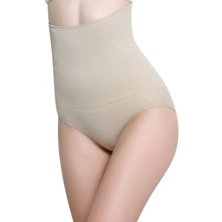 High Waist C-Section Recovery Tummy Control Panties Body Shaper Underwear For