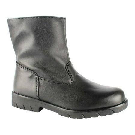 Men's Toe Warmers Track Waterproof Side Zip Boot