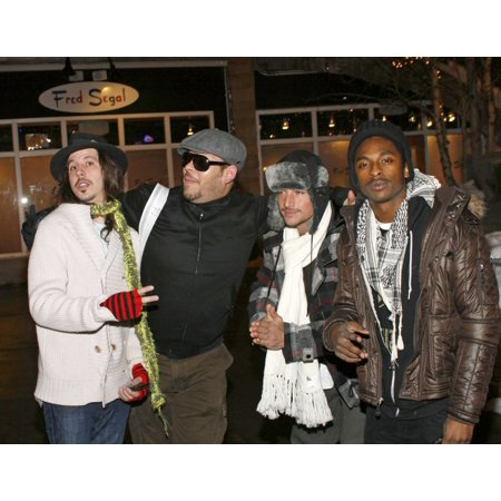 - Cisco Adler Herman Townsend Simon Rex Shwayze Out And About For Fri - Candids At Sundance Film Festival Sundance Film Festival Park City Ut January 18 2008 Photo By James AtoaEverett Collection Celebr