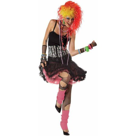 80's Party Girl Women's Adult Halloween Costume