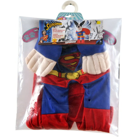 Rubie's Superman Pet Costume - Extra Small - Superman Pet
