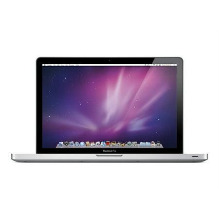 "Refurbished Apple (MacBook Pro) MacBook Pro 15.4"" Laptop Intel i5-520M Dual-Core 2.4GHz 4GB 320GB MC371LLA"
