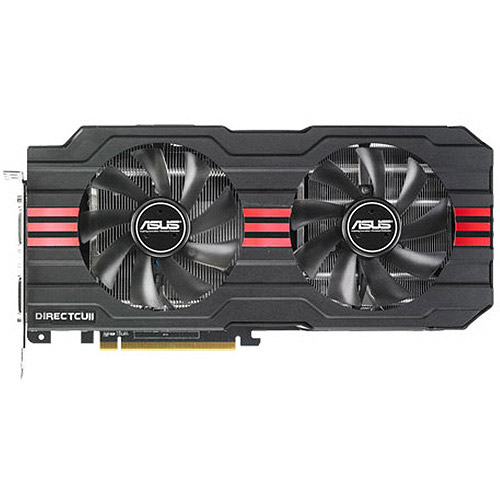 ASUS AMD Radeon HD 7970 3GB GDDR5 PCI Express 3.0 Graphics Card